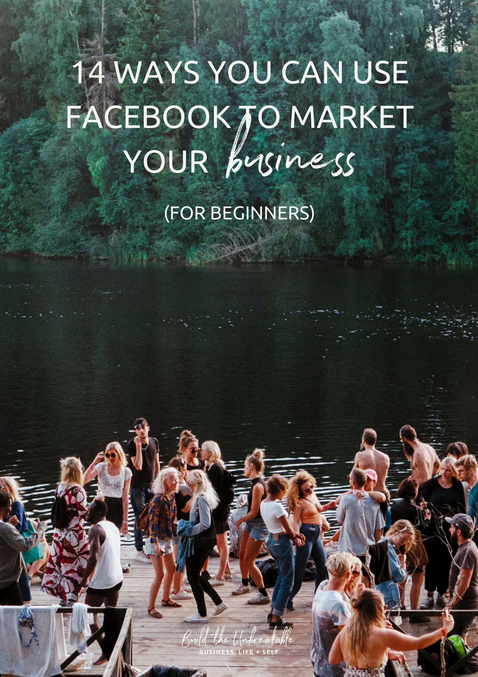 14 ways you can use Facebook to market your business (for beginners)